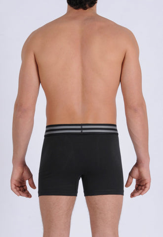 Men's Signature Series Underwear - Boxer Brief Black