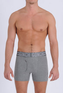 Men's Signature Series Underwear - Boxer Brief Grey