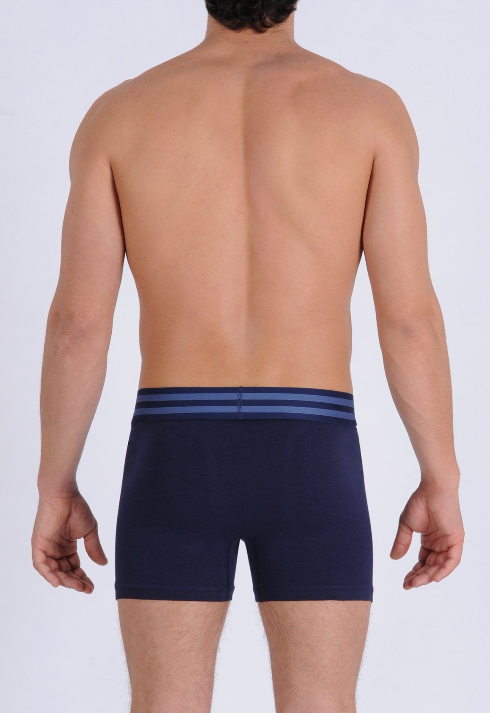 Men's Signature Series Underwear - Boxer Brief Navy