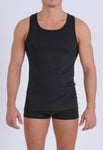 Men's Signature Series - Tank Top Black