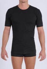 Men's Signature Series - Crew Neck T-Shirt Black