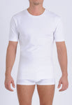Men's Signature Series - Crew Neck T-Shirt White
