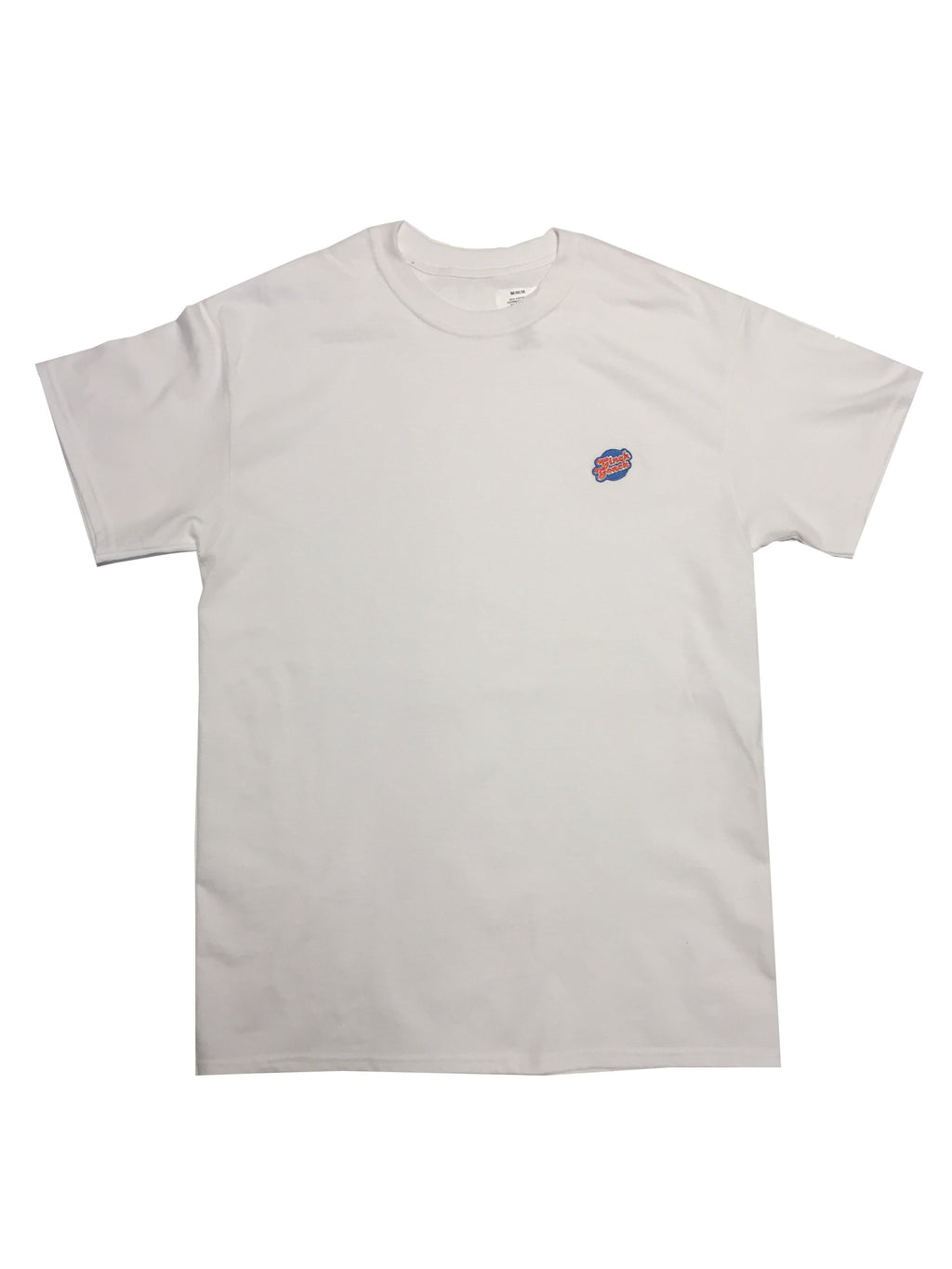 GG White T-Shirt with Full Logo (Men & Women)