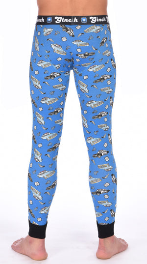 GG Patrol Men's Long Johns