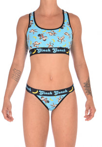 Monkey Business Women's Thong Underwear