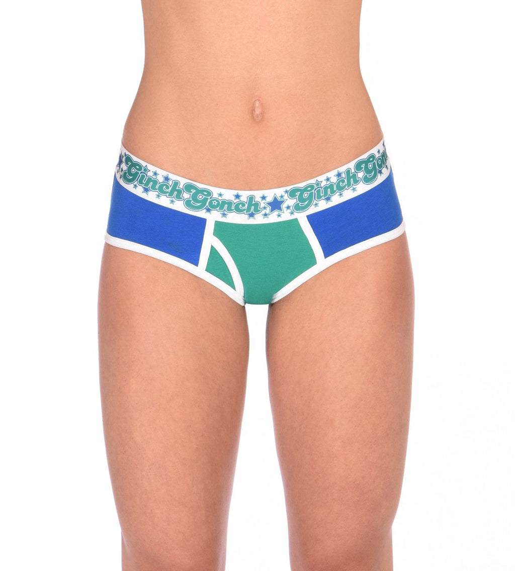 Blue Lagoon Brief - Women's Underwear