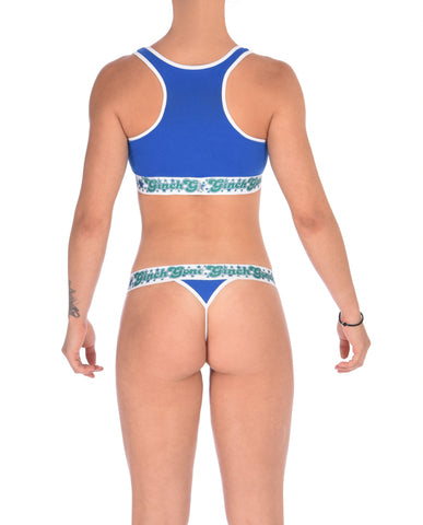 Blue Lagoon Women's Thong Underwear