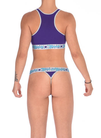 Purple Haze Women's Thong Underwear