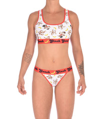 Gone Bananas Women's Thong Underwear