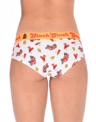 GG Fire Fighters Gogo - Women's Underwear