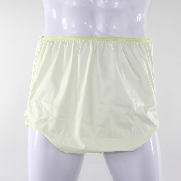 Kins Adult Polyester Snap Waterproof Pant Diaper Cover