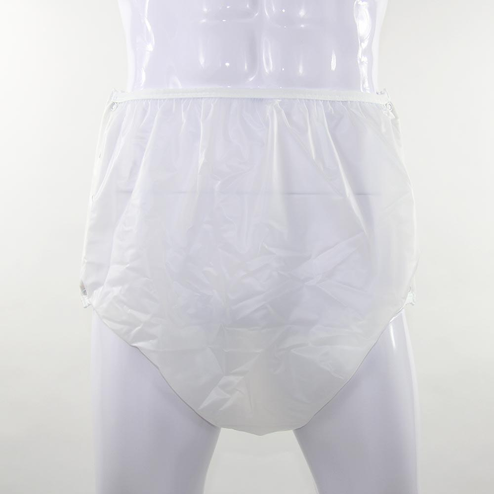 KINS Adult Vinyl Snap Waterproof Pant Diaper Cover 10200SV