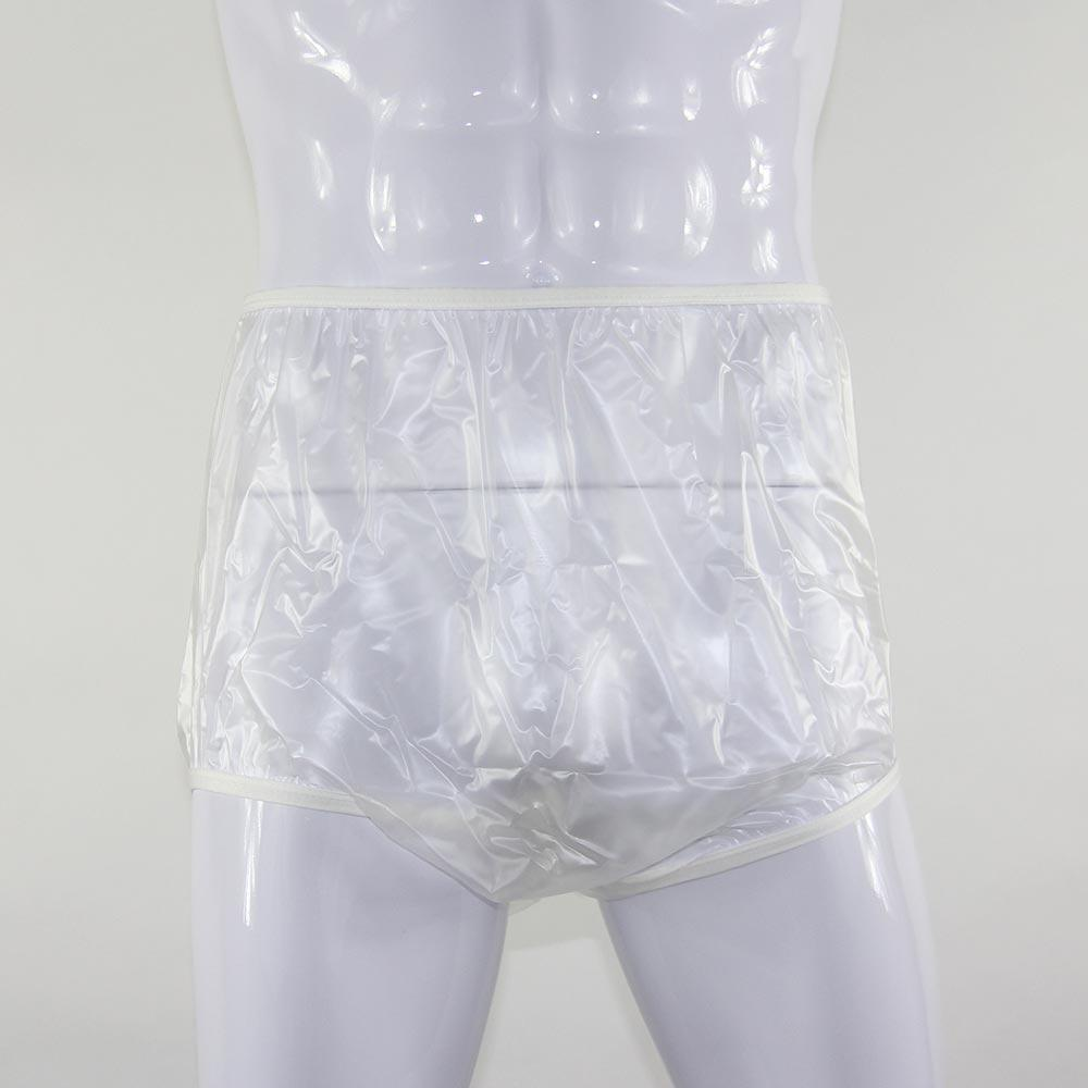 Kins Peekaboo Clear Pull On Pvc Vinyl Pants 30300vc