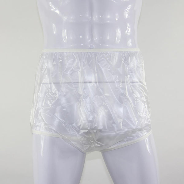 KINS Peekaboo Clear Pull-On Vinyl Pants