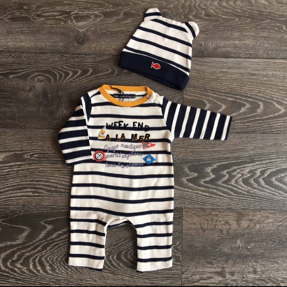 WEALM Baby Boy Romper