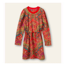 Oilily Paisley Red Dress