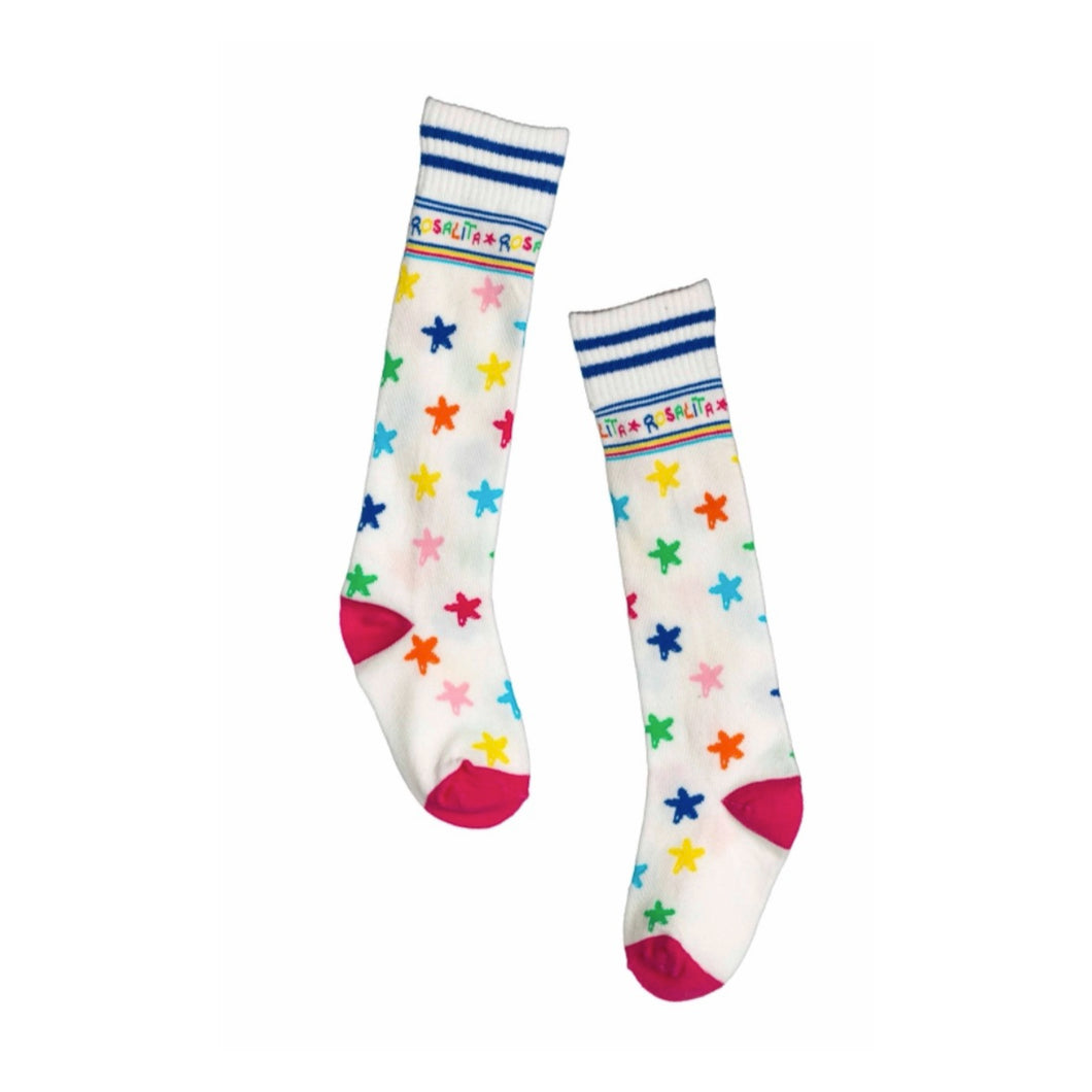 Rosalita Whitefield Knee High Socks