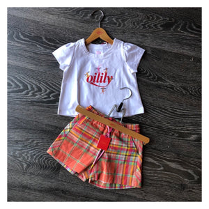 Oilily Logo Cats Top