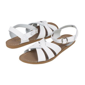 Salt-Water Sandals White