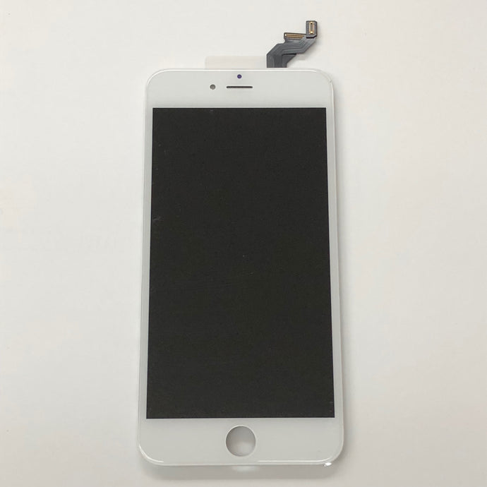 WHITE LCD ASSEMBLY FOR IPHONE 6s Plus (MIDGRADE QUALITY)