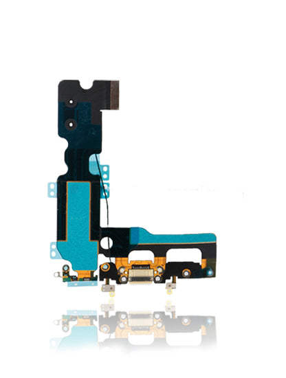 CHARGING PORT FLEX CABLE FOR IPHONE 7 (GOLD / ROSE GOLD)