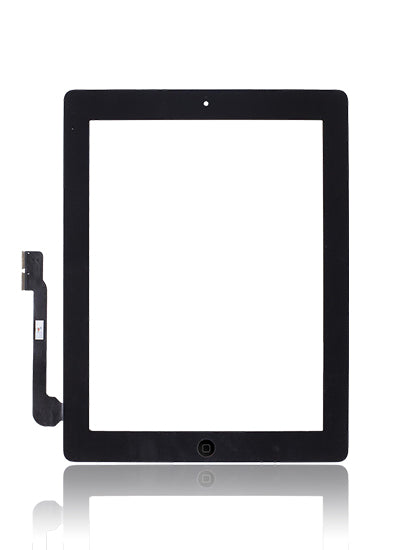 DIGITIZER FOR IPAD 3/4 (BLACK)