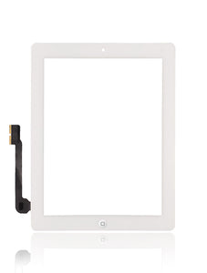 DIGITIZER FOR IPAD 3/4 (White)