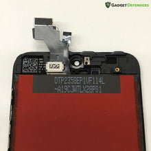 Black Lcd Assembly For Iphone 5 (Midgrade Quality) Simple