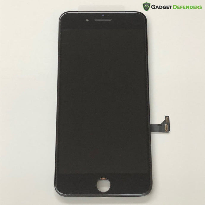 Black Lcd Assembly With Force Touch Panel For Iphone 7 Plus (Midgrade Quality) Simple