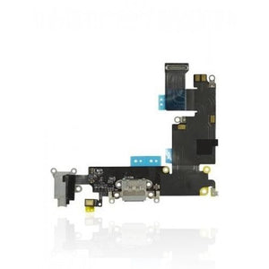 Charging Port Flex Cable For iPhone 6 Plus (Space Grey)