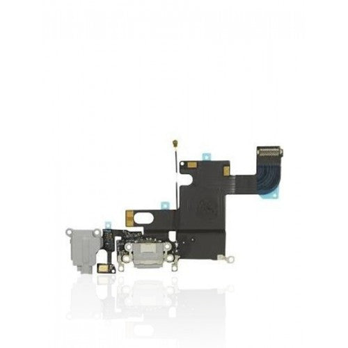 Charging Port Flex Cable For iPhone 6 (Space Grey)
