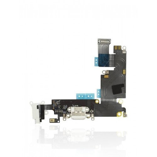 Charging Port Flex Cable For iPhone 6S Plus (Silver)