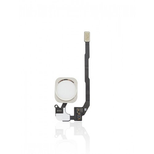 Home Button With Flex For iPhone 5S/SE (Silver)