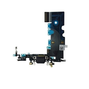"Charging Dock Flex Cable for the iPhone 8 (4.7"") Black"