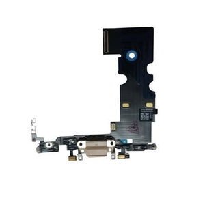 "Charging Dock Flex Cable for the iPhone 8 (4.7"") Gold"