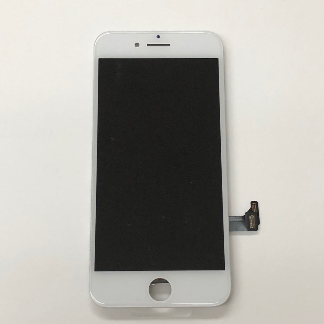 WHITE LCD ASSEMBLY WITH FORCE TOUCH PANEL FOR IPHONE 7 (MIDGRADE QUALITY)