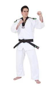 Dobok Tae Kwon Do Martial Gold
