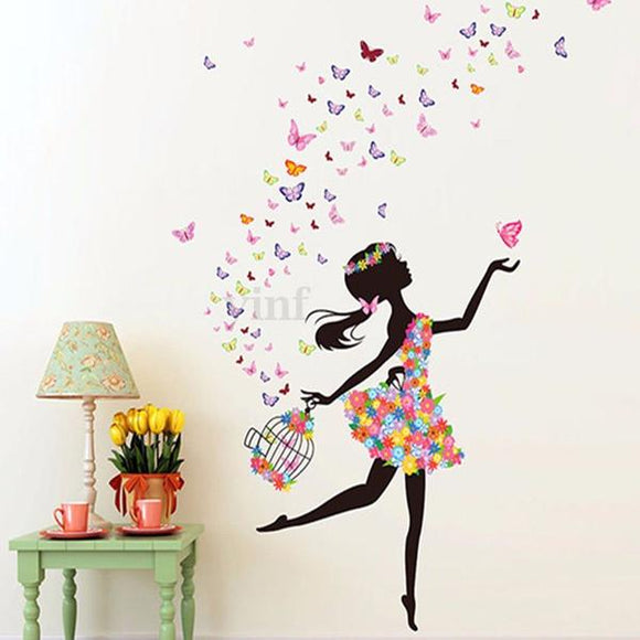 NEW Magical Fairy Decals - Setting Butterflies Free!
