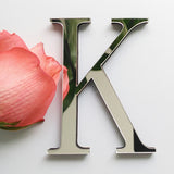 A-Z Mirrored Alphabet 3D-Letters | FREE Shipping