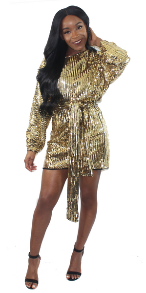 24K Dress, Dress, - Virago Boutique