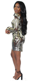 Desire Sequin Dress, Dress, - Virago Boutique