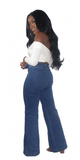 Elevate Jeans, pants, - Virago Boutique