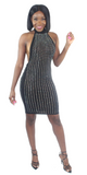 In My Feelings Dress, , - Virago Boutique