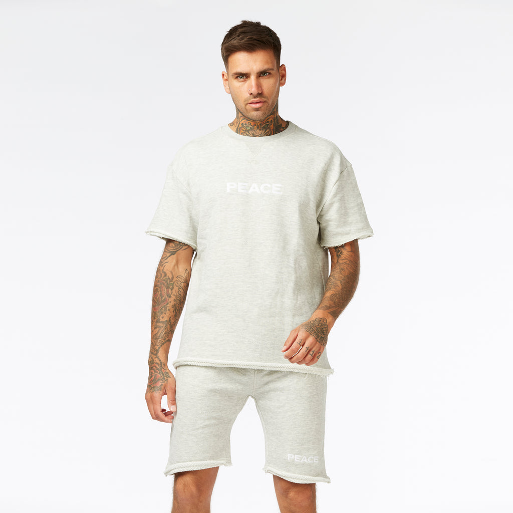 Sinclair T-Shirt - Light Grey