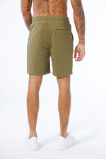 Core Signature Short - Khaki