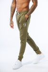 One Peace Track Pants - Khaki