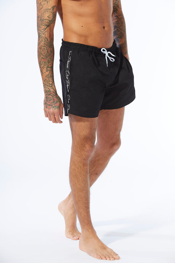 Adelphi Swim Short - Black