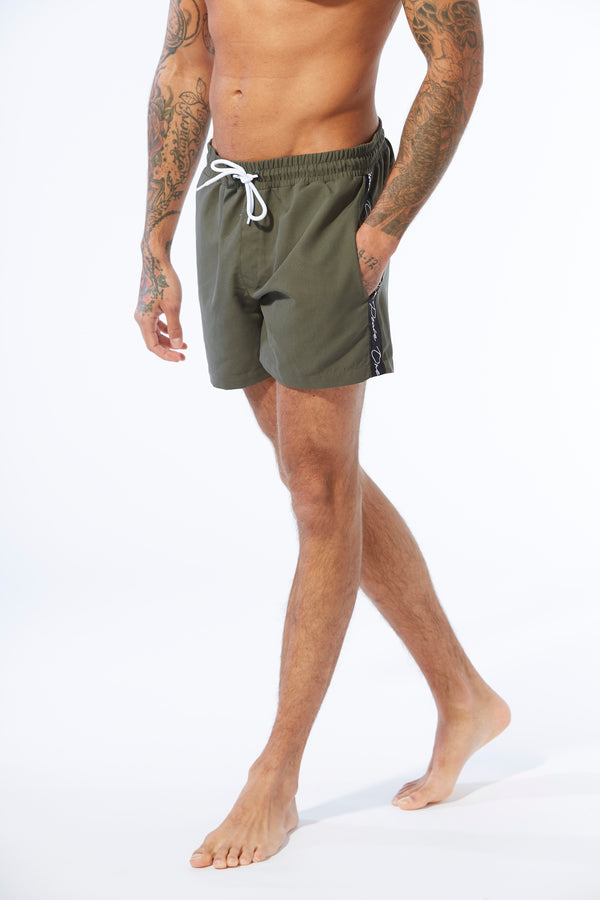 Adelphi Swim Short - Khaki