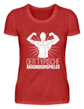 T-Shirt  Akkordeon