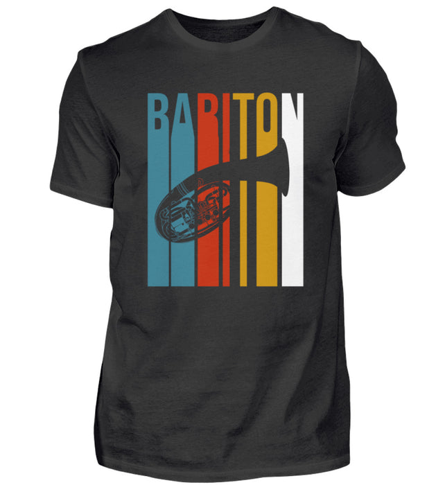 Bariton T-Shirt Retro Design